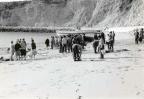 Sagres beach fishing catch